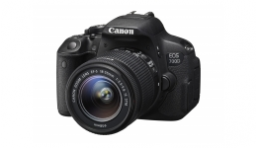 Canon EOS 700D + EFS 18-55 IS STM + 55-250 IS STM